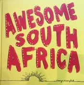Awesome South Africa book cover