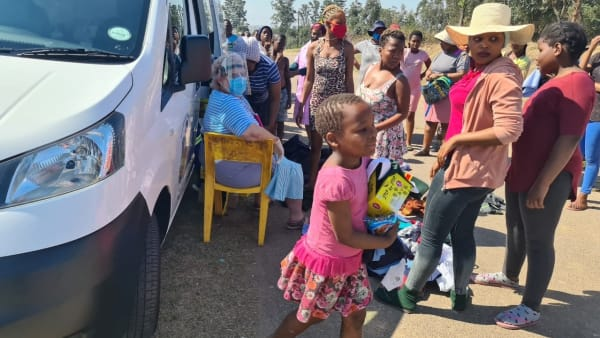 Clothing distribution Inchanga SA