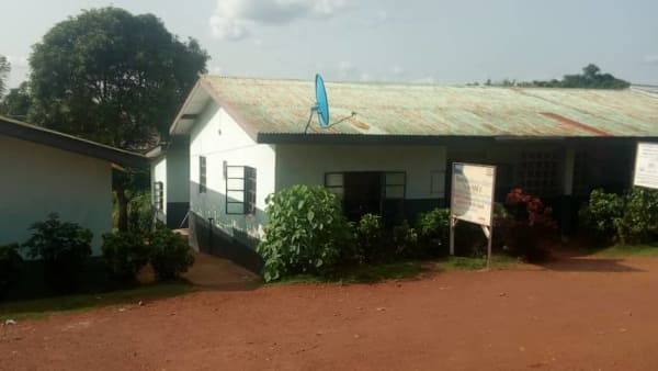 Yemoh Town Maternity Unit - Sanitation Project